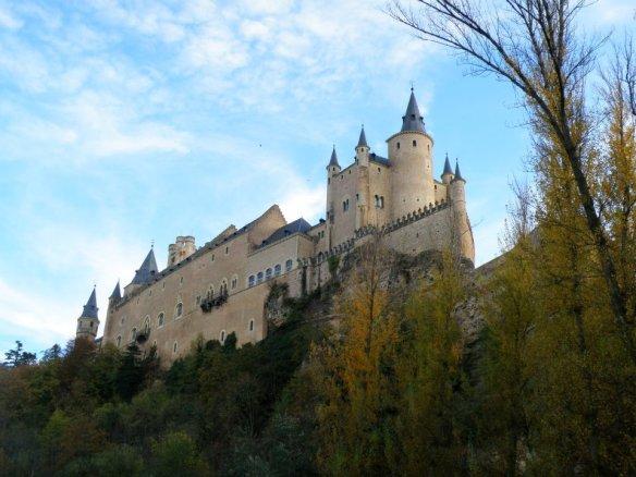 Alcázar de Segóvia