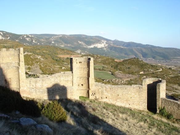 Torres do Castelo de Loarre