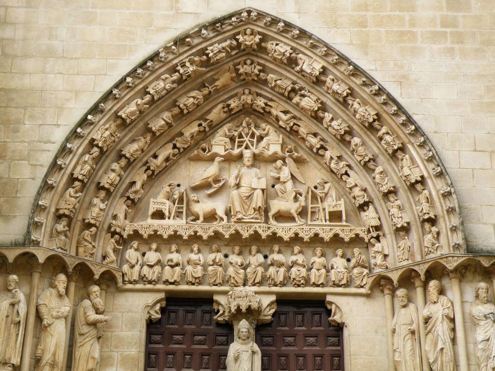 Puerta del Sarmental