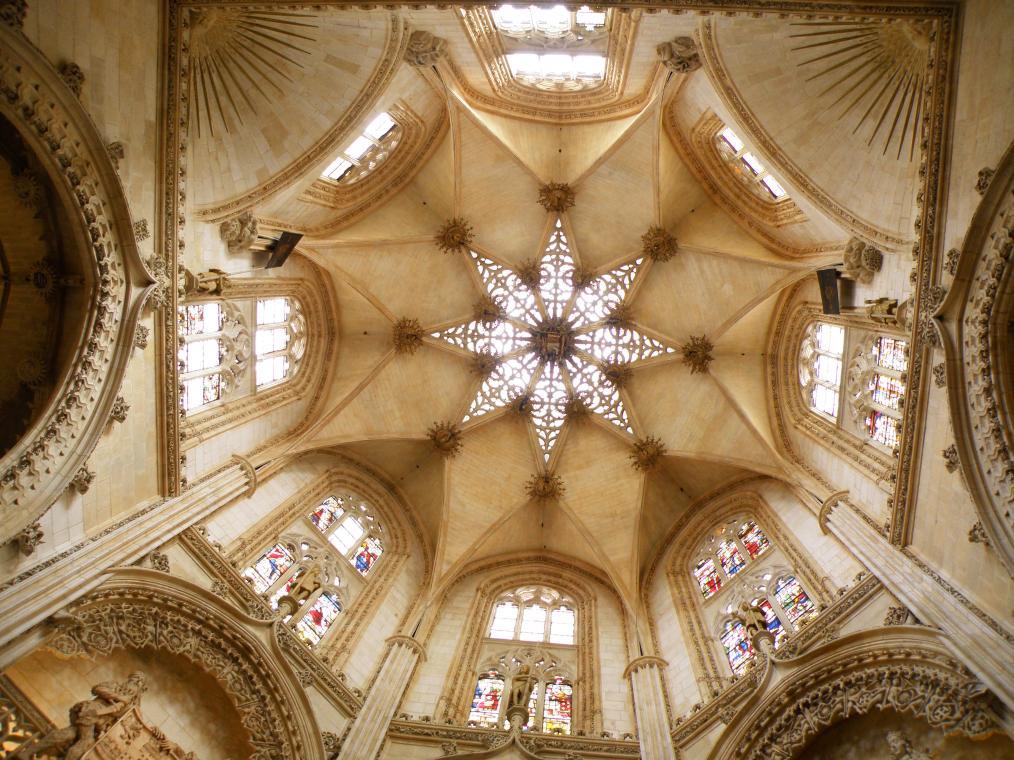 Cúpula da capilla del condestable