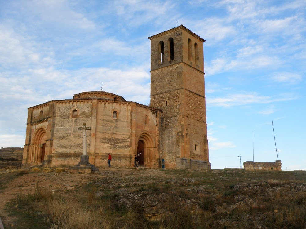 Igreja de Vera Cruz- Segóvia