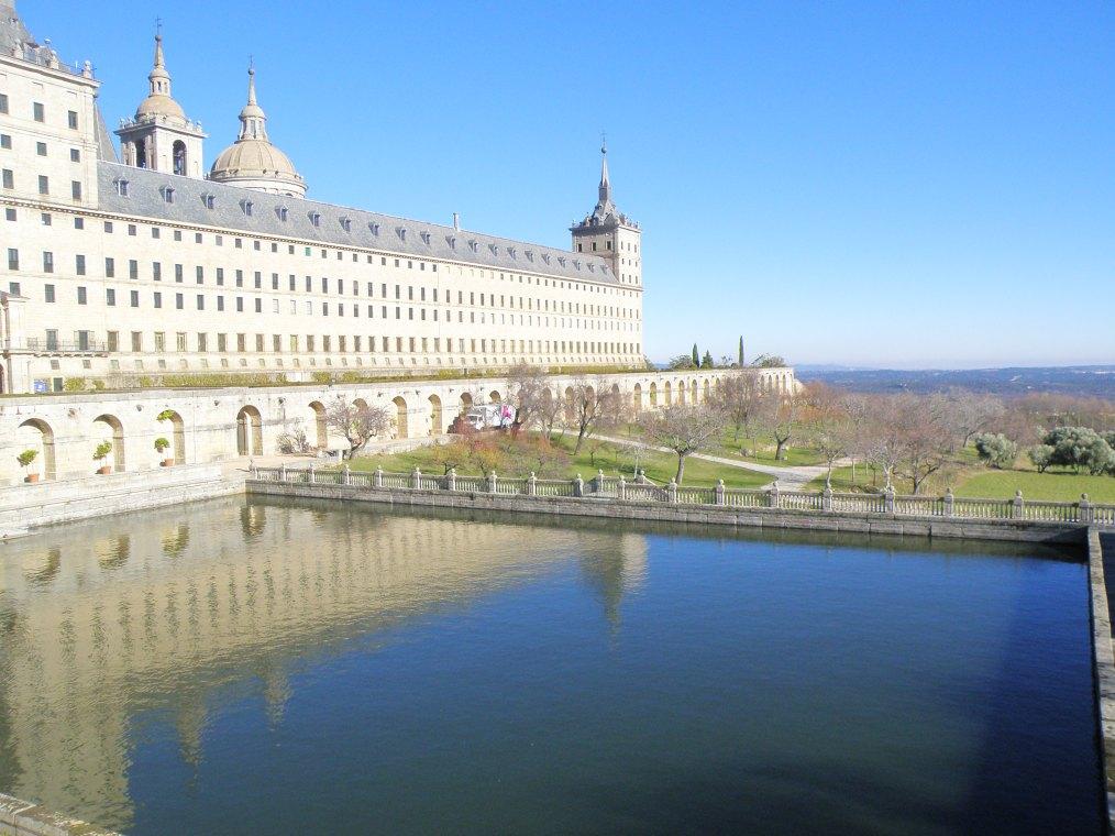 Monastério de San Lorenzo del Escorial