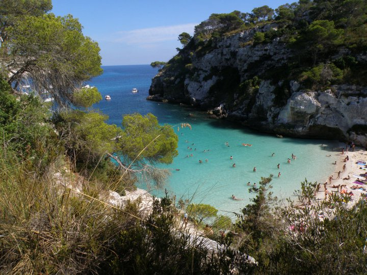 Playa de la Madalena - Menorca