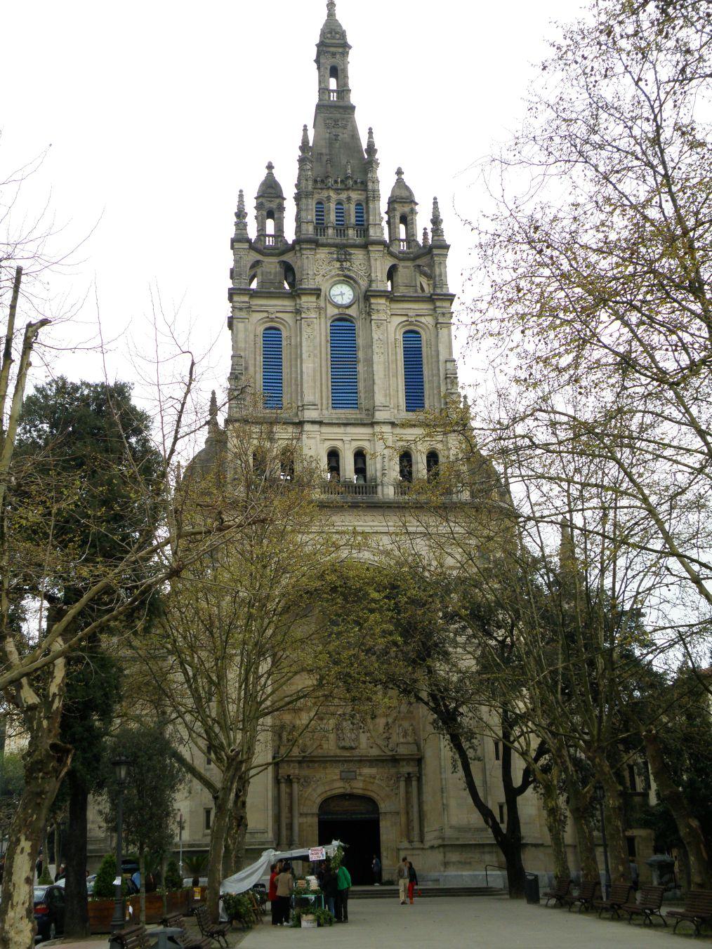 Basílica de N. Sra. de Bergoña