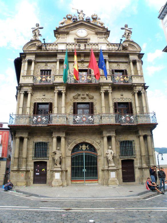 Pamplona um brasileiro na espanha - Pamplona centro historico ...